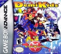 DemiKids: Light Version Box Art