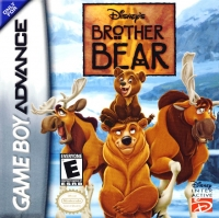 Disney's Brother Bear Box Art