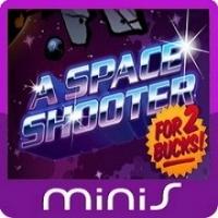 A Space Shooter For 2 Bucks! Box Art