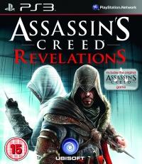 Assassin's Creed: Revelations [UK] Box Art