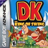 DK: King of Swing Box Art
