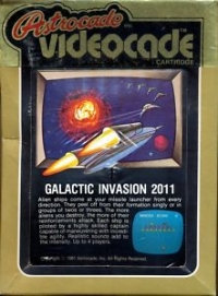 Galactic Invasion Box Art