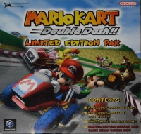 Nintendo Gamecube Mario Kart Double Dash Limited Edition Bundle Pak Purple Eu Gamecube Hardware Vgcollect