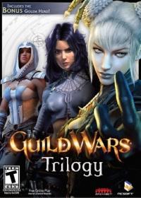 Guild Wars Trilogy Box Art