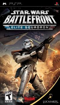 Star Wars Battlefront: Elite Squadron Box Art