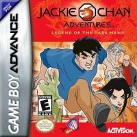 Jackie Chan Adventures: Legend of the Dark Hand Box Art