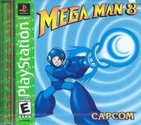 Mega Man 8 - Greatest Hits Box Art