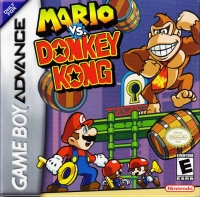 Mario vs. Donkey Kong Box Art