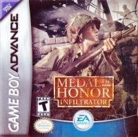 Medal of Honor: Infiltrator Box Art