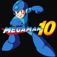 Mega Man 10 Box Art