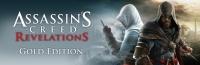 Assassin's Creed: Revelations - Gold Edition Box Art