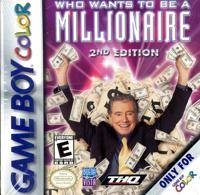 Who Wants To Be A Millionaire: 2nd Edition Box Art