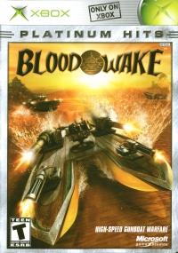Blood Wake - Platinum Hits Box Art