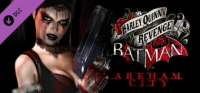Batman Arkham City: Harley Quinn's Revenge Box Art