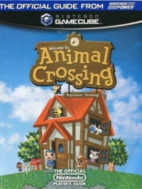 Animal Crossing - The Official Nintendo Player's Guide Box Art