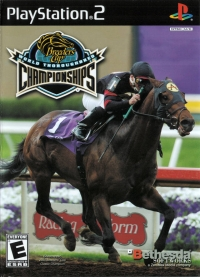 Breeders' Cup World Thoroughbred Championships Box Art