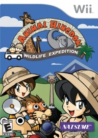 Animal Kingdom: Wildlife Expedition Box Art