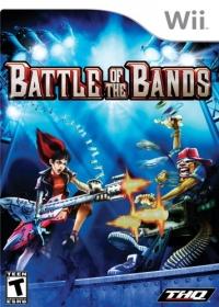 Battle of the Bands Box Art