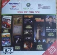 Xbox 360 Trial Disk Box Art