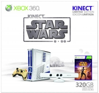 Microsoft Xbox 360 - Star Wars Limited Edition Box Art