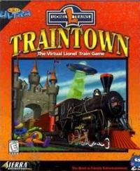3-D Ultra Traintown Box Art