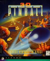 3-D Ultra Pinball Box Art