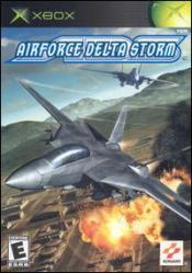 AirForce Delta Storm Box Art
