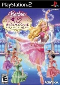 Barbie in the 12 Dancing Princesses Box Art