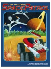 Space Patrol Box Art