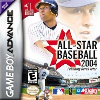 All-Star Baseball 2004 Box Art