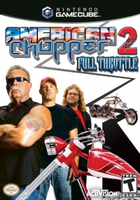American Chopper 2: Full Throttle Box Art