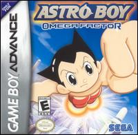 Astro Boy: Omega Factor Box Art