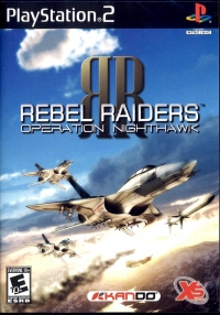 Rebel Raiders: Operation Nighthawk Box Art