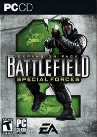 Battlefield 2: Special Forces [CD-ROM] Box Art