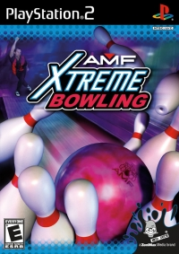 AMF Xtreme Bowling Box Art