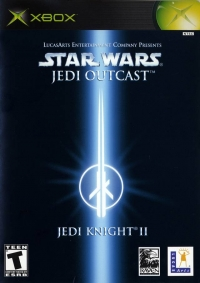 Star Wars: Jedi Knight II - Jedi Outcast Box Art