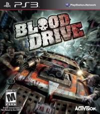 Blood Drive Box Art