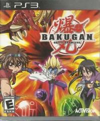 Bakugan: Battle Brawlers Box Art