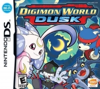 Digimon World: Dusk Box Art