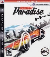 Burnout Paradise - Greatest Hits Box Art