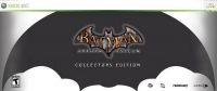 Batman: Arkham Asylum - Collector's Edition Box Art