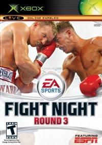 Fight Night Round 3 Box Art