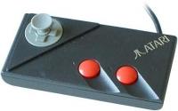 Atari 7800 European Controller Box Art