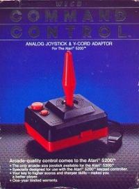 Wico Command Control Analog Joystick Box Art