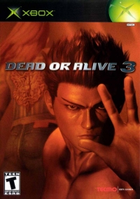 Dead or Alive 3 Box Art