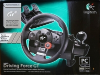 Logitech Driving Force GT Box Art