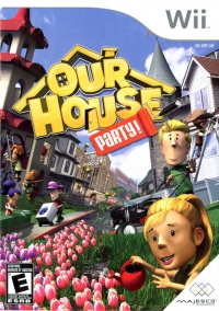 Our House: Party! Box Art