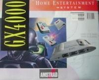 Amstrad GX4000 Box Art