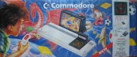 Commodore 64 - Games System Box Art