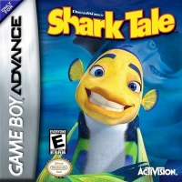 DreamWorks Shark Tale Box Art